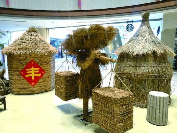 菏泽和谐广场·麦子熟了文化展
